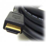 Audio/video kabel High Speed, HDMI-HDMI, M/M3m, pozłacane końcówki, No Name