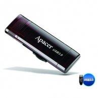 Apacer USB Flash Drive, 3.0, 16GB, AH351 16GB Flash Drive, červený, AP, 16GAH351R-1
