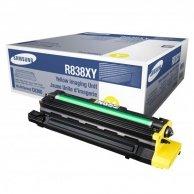 Samsung oryginalny bęben CLX-R838XY, yellow, 30000s, Samsung CLX-8380N, CLX-8380ND
