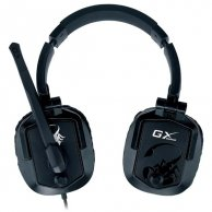Genius, HS-G550, Gaming Headset, czarna, 3.5mm konektor