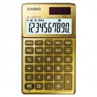 Kalkulator Casio, SL 1000 TW, złota