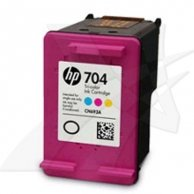 HP oryginalny ink CN693AE, No.704, color, 200s, 5,5 mlml, HP Deskjet 2060