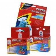 black/color, dla Canon BCI24 - pro S200, S300, i320, i450, MPC-200, 190