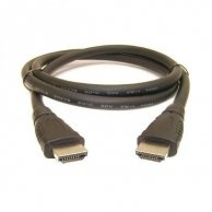 Audio/video kabel High Speed, HDMI-HDMI, M/M2m, No Name