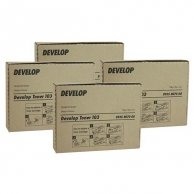 Develop oryginalny toner 8935 8070 00, black, 6000s, 103, Develop D1300, 4x55g