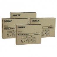Develop oryginalny toner 8935 8070 00, black, 6000s, 103, Develop D1300, 4x55g