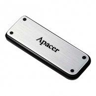 Apacer USB Flash Drive, 2.0, 16GB, AH328 16GB Flash Drive, srebrny, AP16GAH328S-1