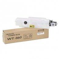 Kyocera Mita oryginalny pojemnik na zużyty toner WT-860, 25000s, 3500i, 4500i, 5500i, 3050ci