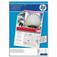 HP Professional Inkjet Paper 120 Matt, biała, 100, szt. szt., Q6594A, do drukarek atramentowych, 297x420mm (A3), A3, 120 g/m2