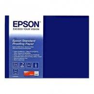 Epson Standard Proofing Paper, foto papier, półpołysk, biały, A3+, 205 g/m2, 100 szt., C13S045005, atrament