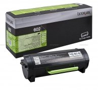 Lexmark oryginalny toner 60F2000, black, 2500s, 602, return, Lexmark MX611de, MX511de, MX410de, MX611dhe, MX511dhe