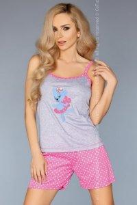 1 MODEL 723/1 PINK piżama PROMO