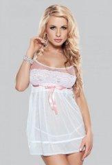 Koszulka + stringi 6706 biały