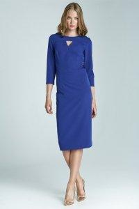 Sukienka - niebieski - S65