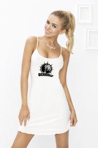Koszulka nocna DKAREN 052 wiskoza