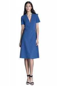 Sukienka - niebieski - S71