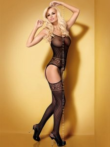Bodystocking G307 black