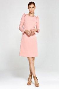 Sukienka - róż - S89