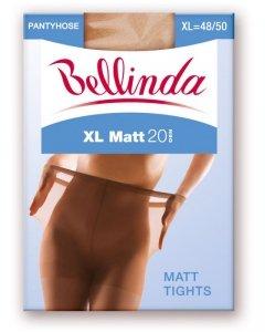 BE290011 XL Matt 20 den rajstopy