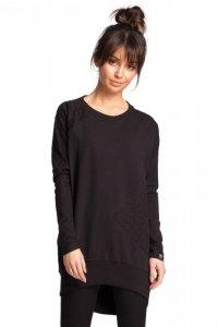 B016 bluza czarna