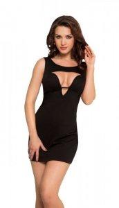 Dina - black 1833 sukienka