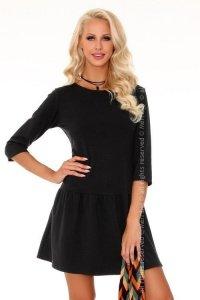 Marhix Black sukienka mała czarna