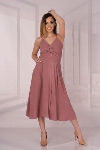 Molinen Dusty Rose D04 sukienka