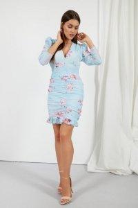 Sukienka LG524 druk 18