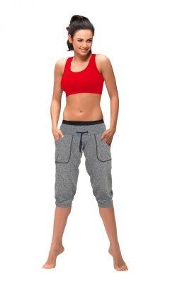 Spodnie LOOSE SPORT CAPRI III CLIMAline
