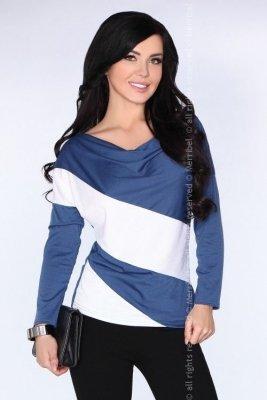 CG004 Blue bluzka