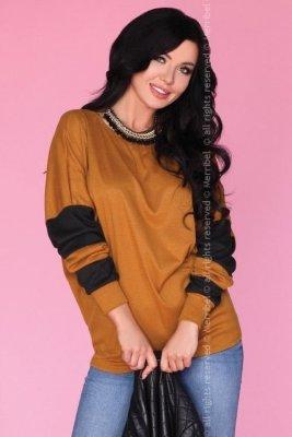 CG027 Brown bluzka