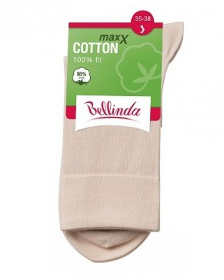BE495918 Cotton MAXX skarpetki damskie bezuciskowe