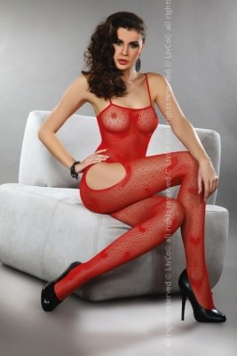 Titania Red LC 17106 bodystocking