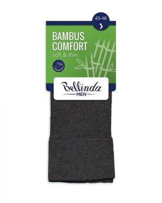 1 BE497520 Bambus comfort skarpety bezuciskowe