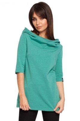 B026 bluzka zielona
