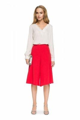 S041 Spódnico- spodnie - czerwone