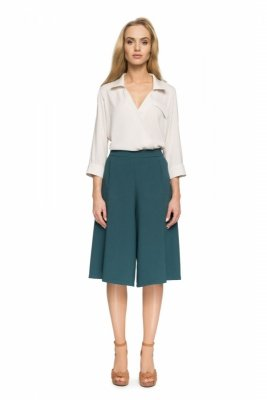 S041 Spódnico- spodnie - zielone