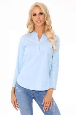 Katelijn Blue 85182 koszula