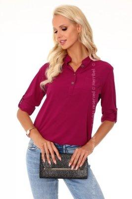 Blandinea Purple 85275 bluzka