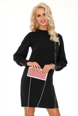 Jacominna Black 85307 sukienka
