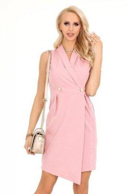 Matemia Powder Pink sukienka