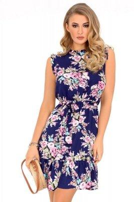 Treesea Navy Blue 85486 sukienka