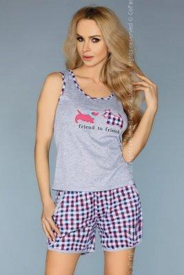 1 MODEL 720 PINK piżama PROMO