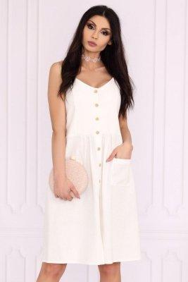 Akminas White 85552 sukienka