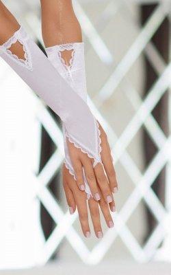 1 Gloves 7710 - white PROMO