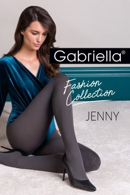 Gabriella Jenny code 442 rajstopy z wzorem