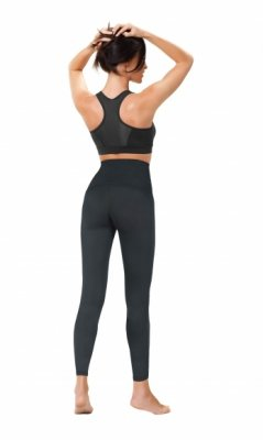 HIGH WAISTED LEGGINGS cotton-brushed