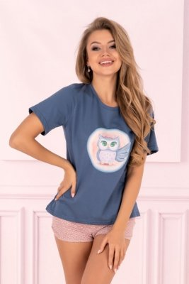 Pygmy Owl 2112 piżama