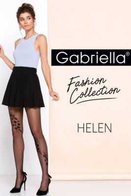 Gabriella Helen code 264 rajstopy 20 den kwiaty