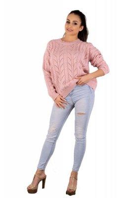 Marynesta Powder sweter